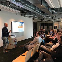 MarTech Fanatics Forum Utrecht Keynote Diederik Martens